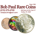 Bob Paul Rare Coin