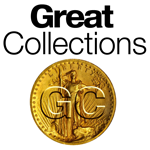 GreatCollections Coin Auctions